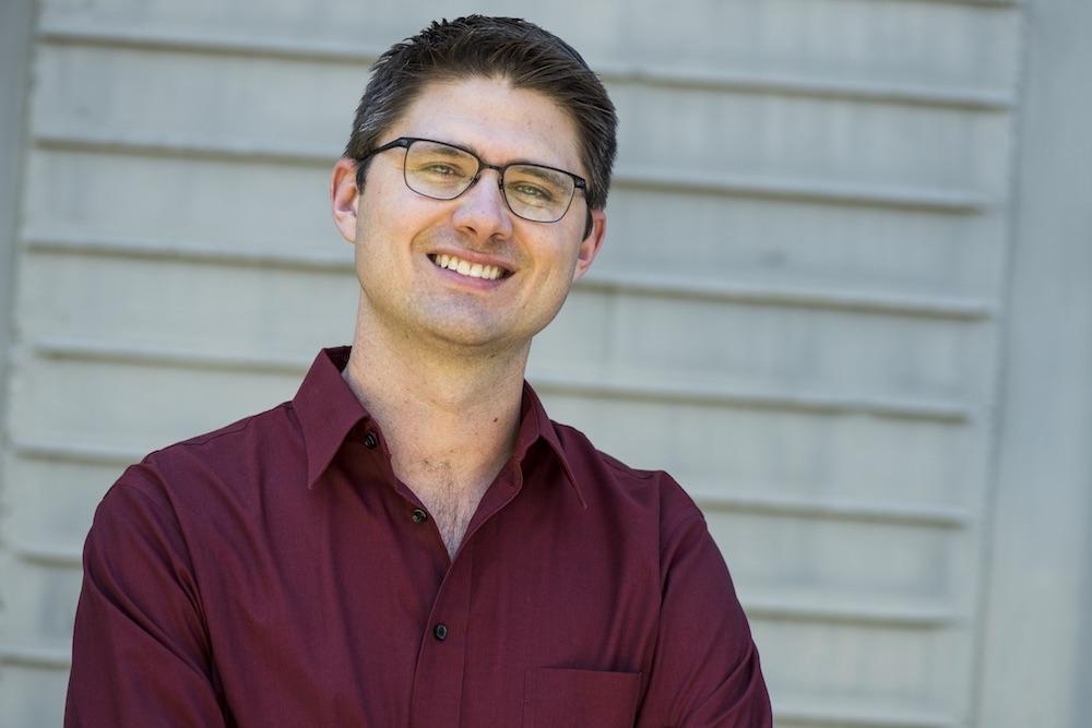 Cyclotron Road innovator Peter Frischmann, cofounder of  Sepion Technologies