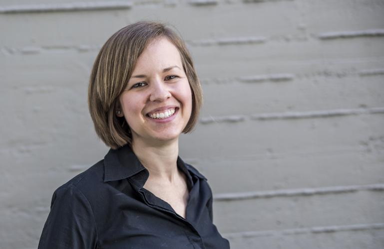 Cohort Three innovator Lauren Otto, founder of  Laminera