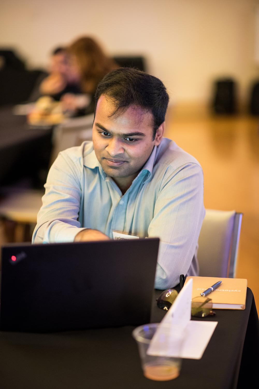 Visolis founder Deepak Dugar