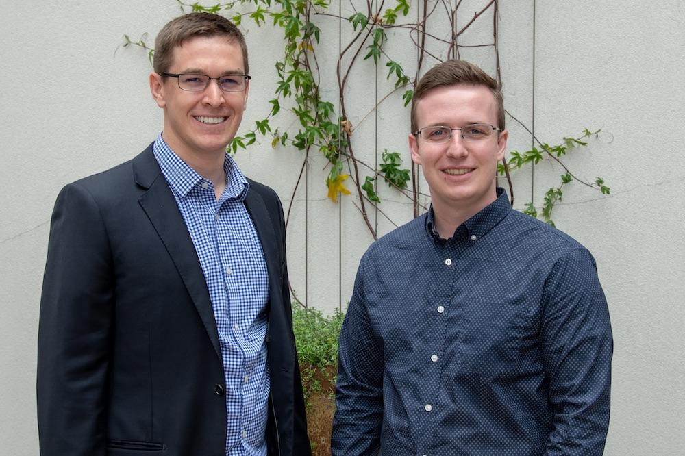 Ryan Pearson and Matthew Ryan