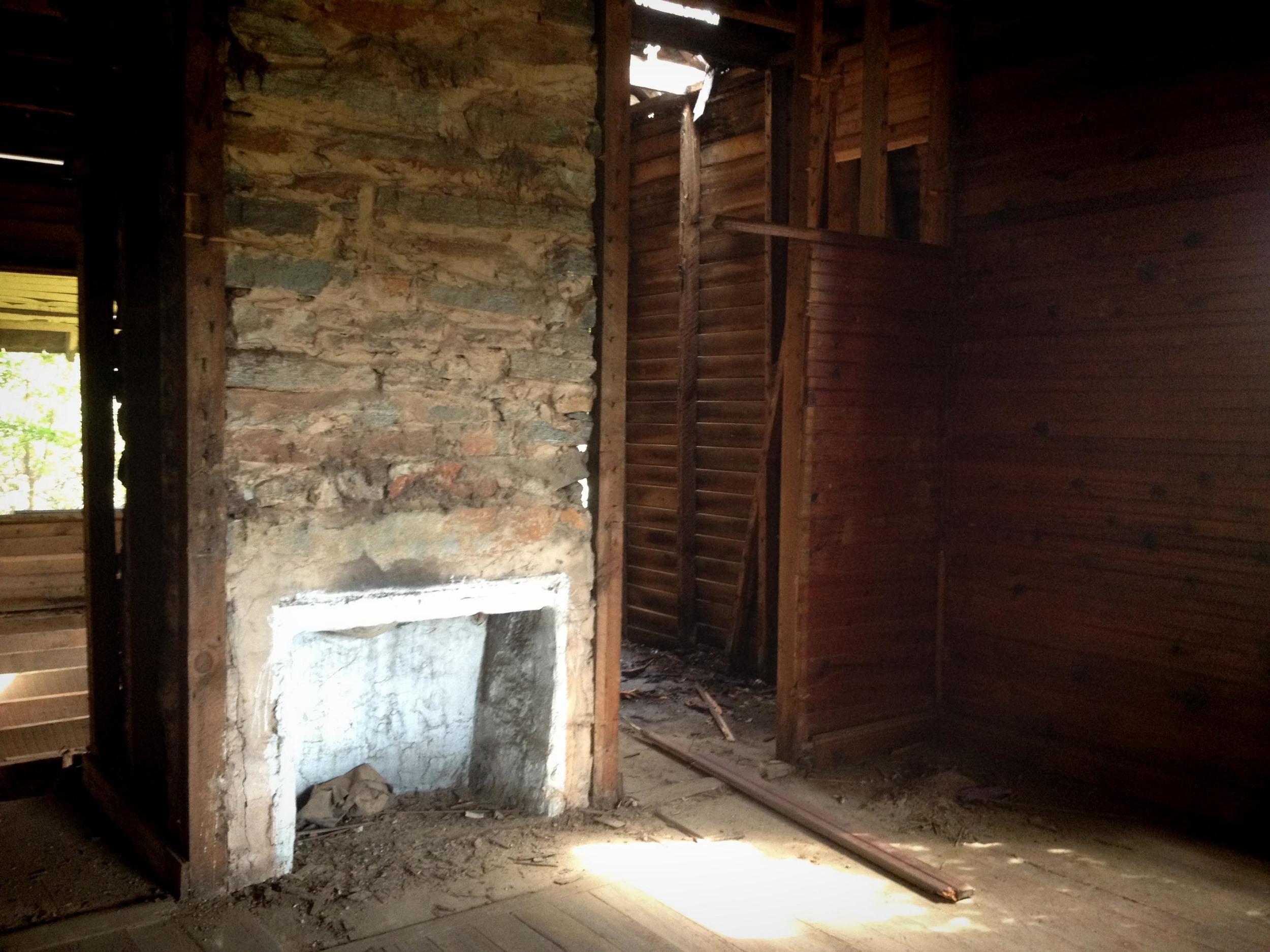 Reclaiming a home via Drum Homes
