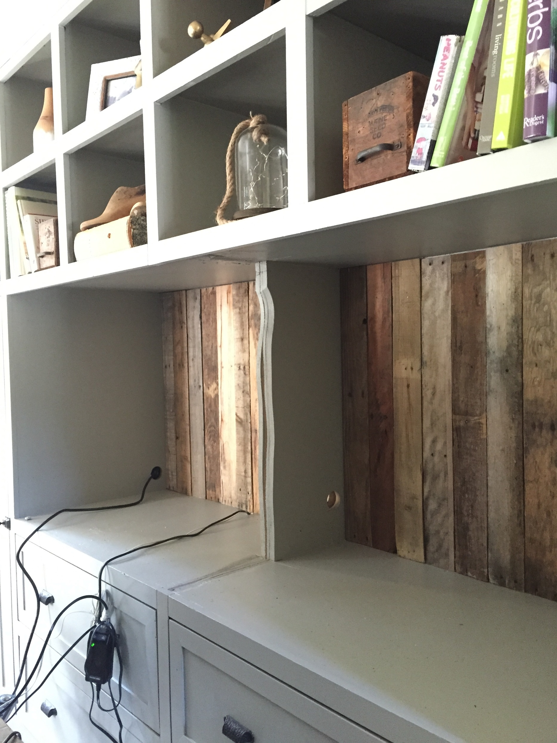 quick and simple cabinet facelift via Drum Homes