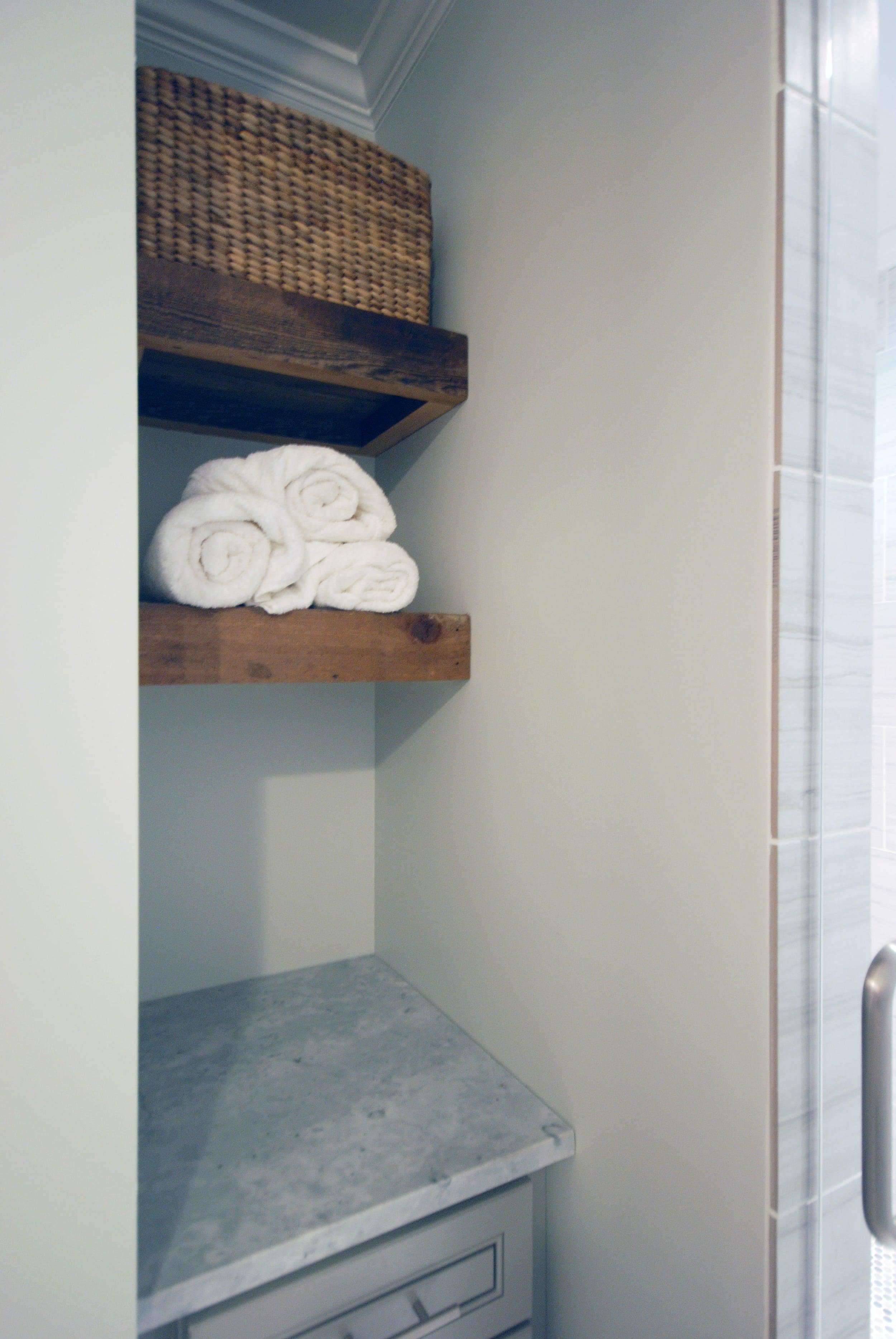 Master Shelves