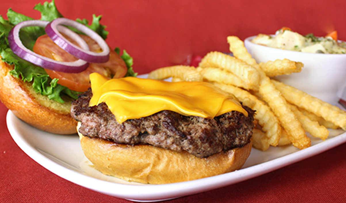 Velveeta Smashburger