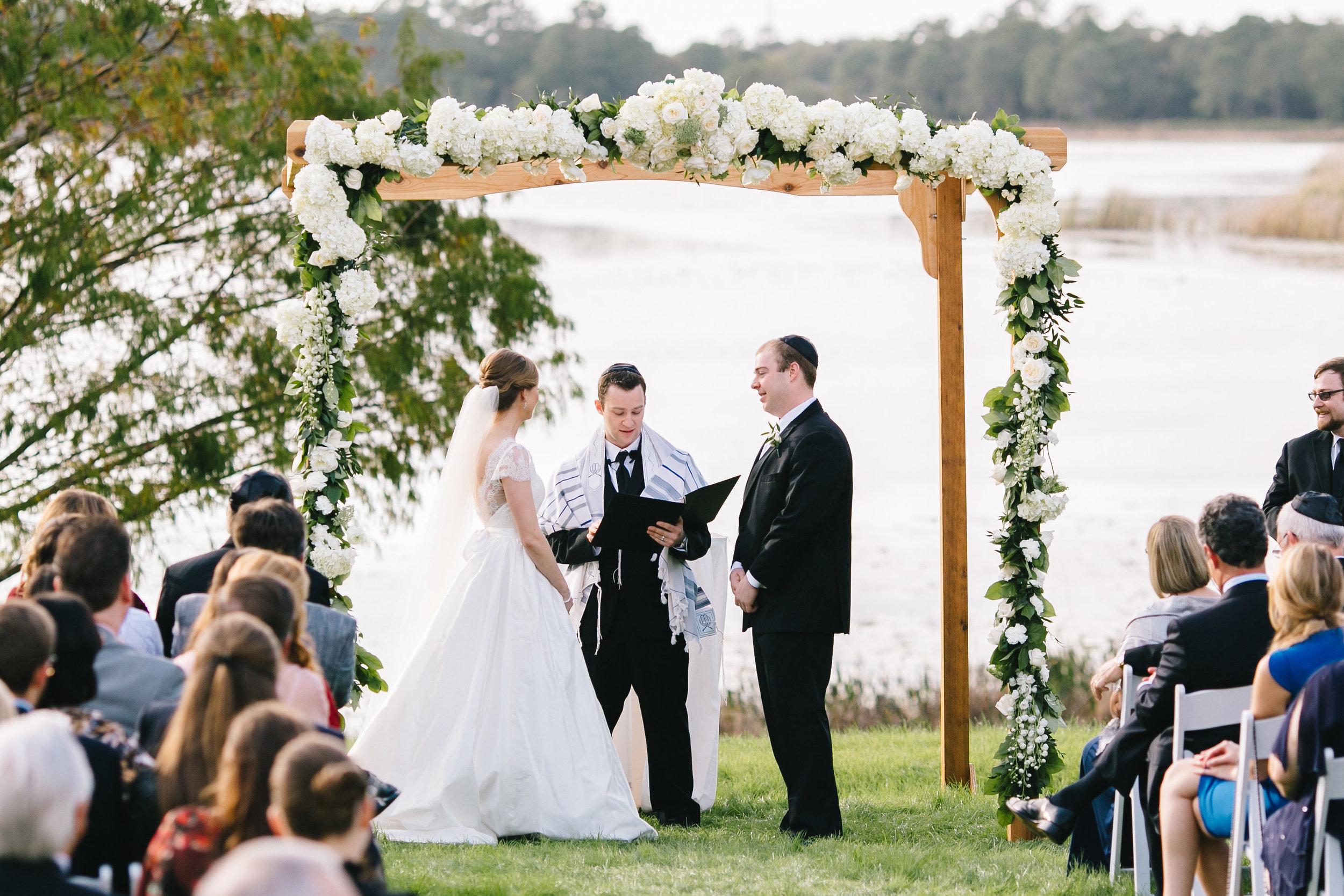 Wedding Ceremony Lake Mary Event Center