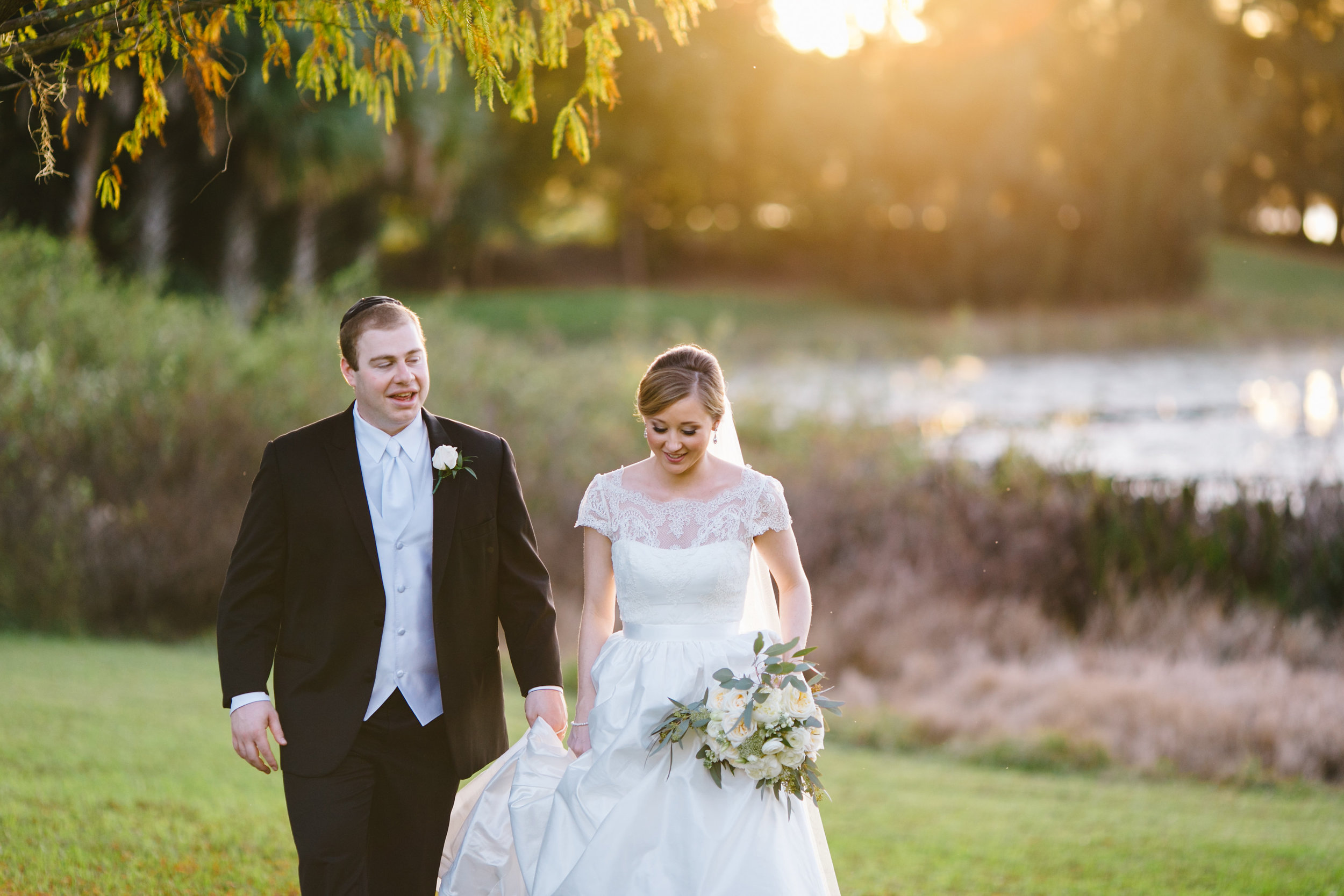 Cydney and Scott, Lake Mary Wedding