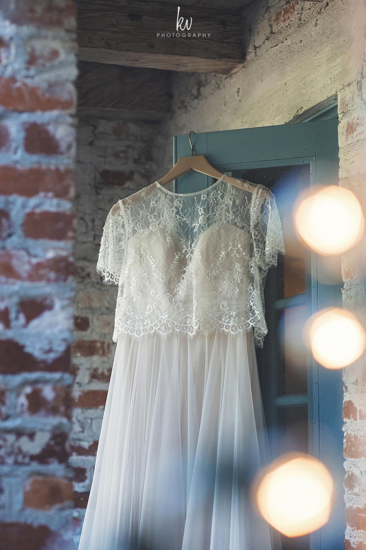 Wedding gown, Winter Park bride