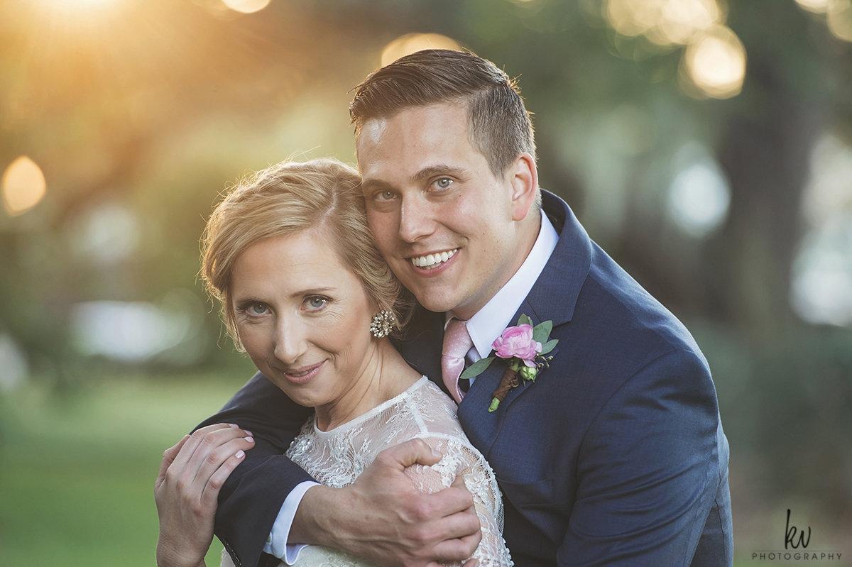 Happily married at Casa Feliz Winter Park