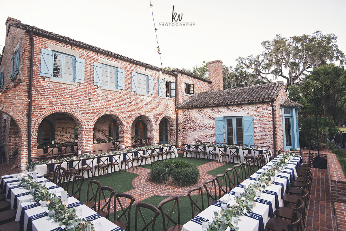Casa Feliz Wedding Reception