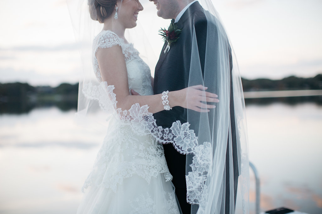 Savannah & Brian, Windermere newlyweds