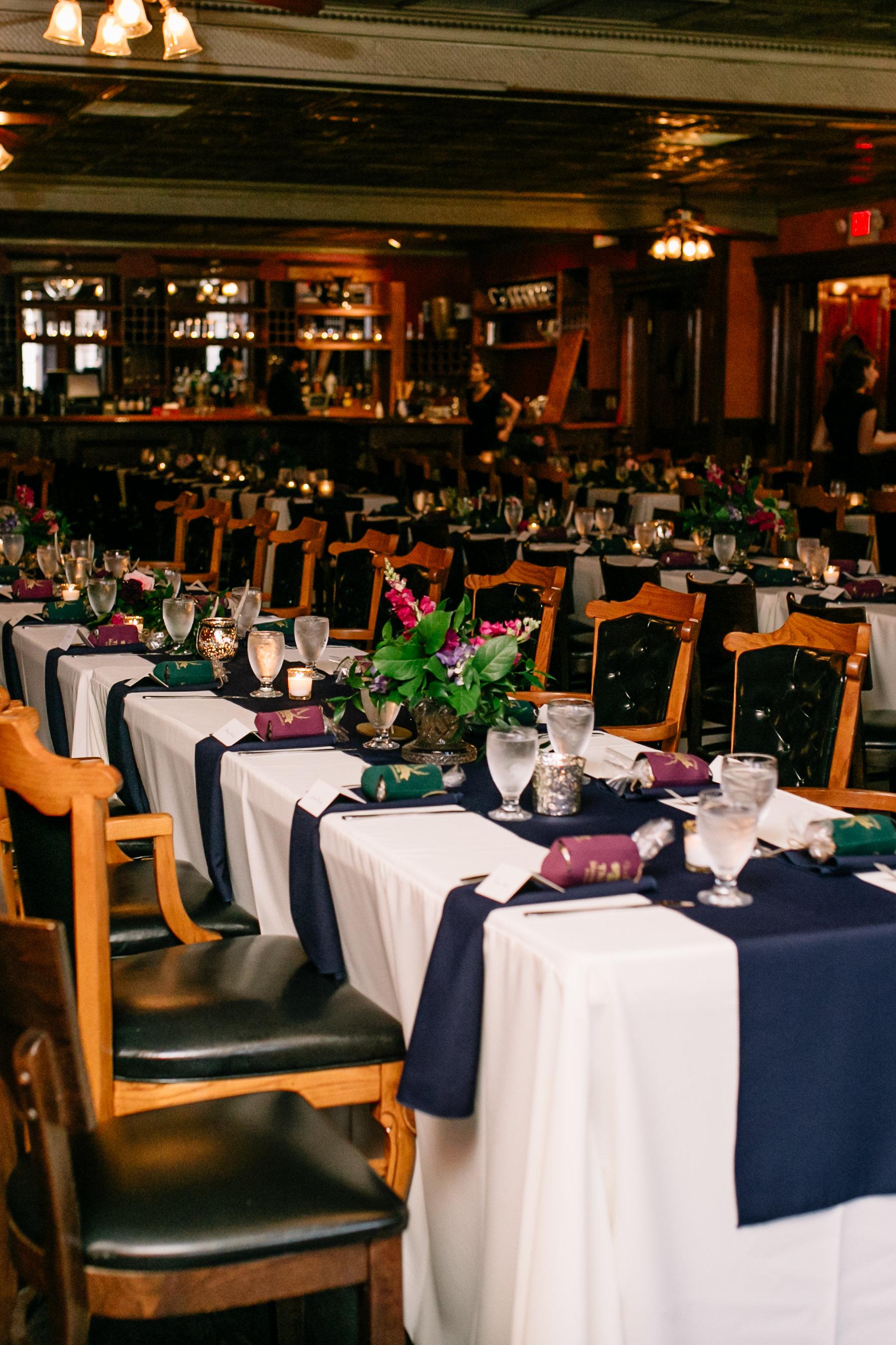 Wedding Reception at Ceviche, Downtown Orlando