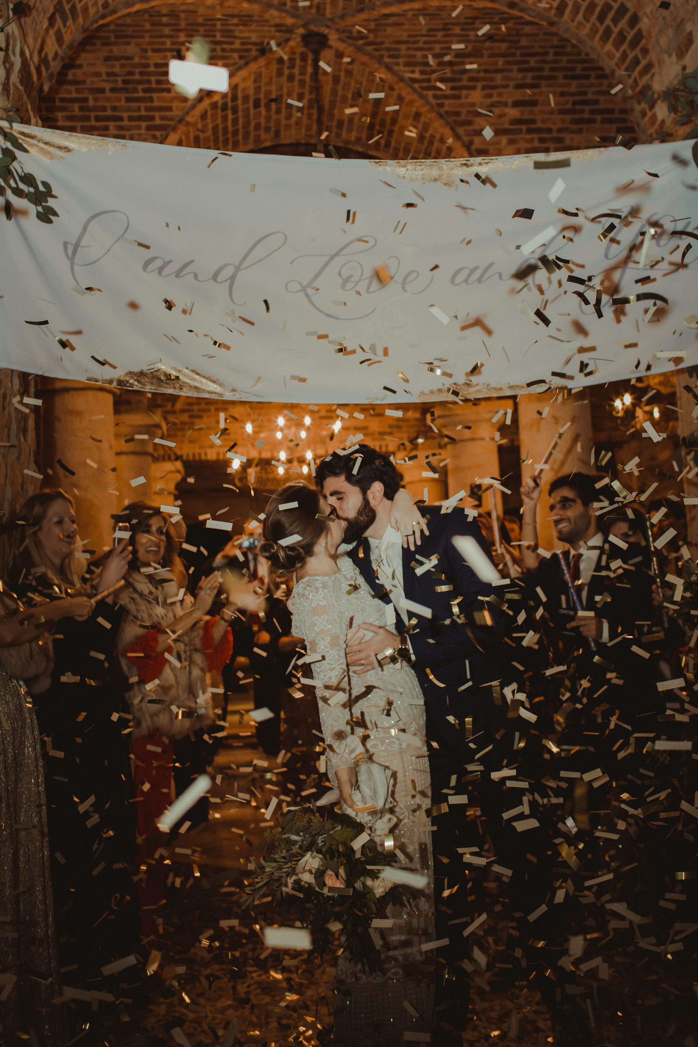 Happily Married, Confetti Grand Exit