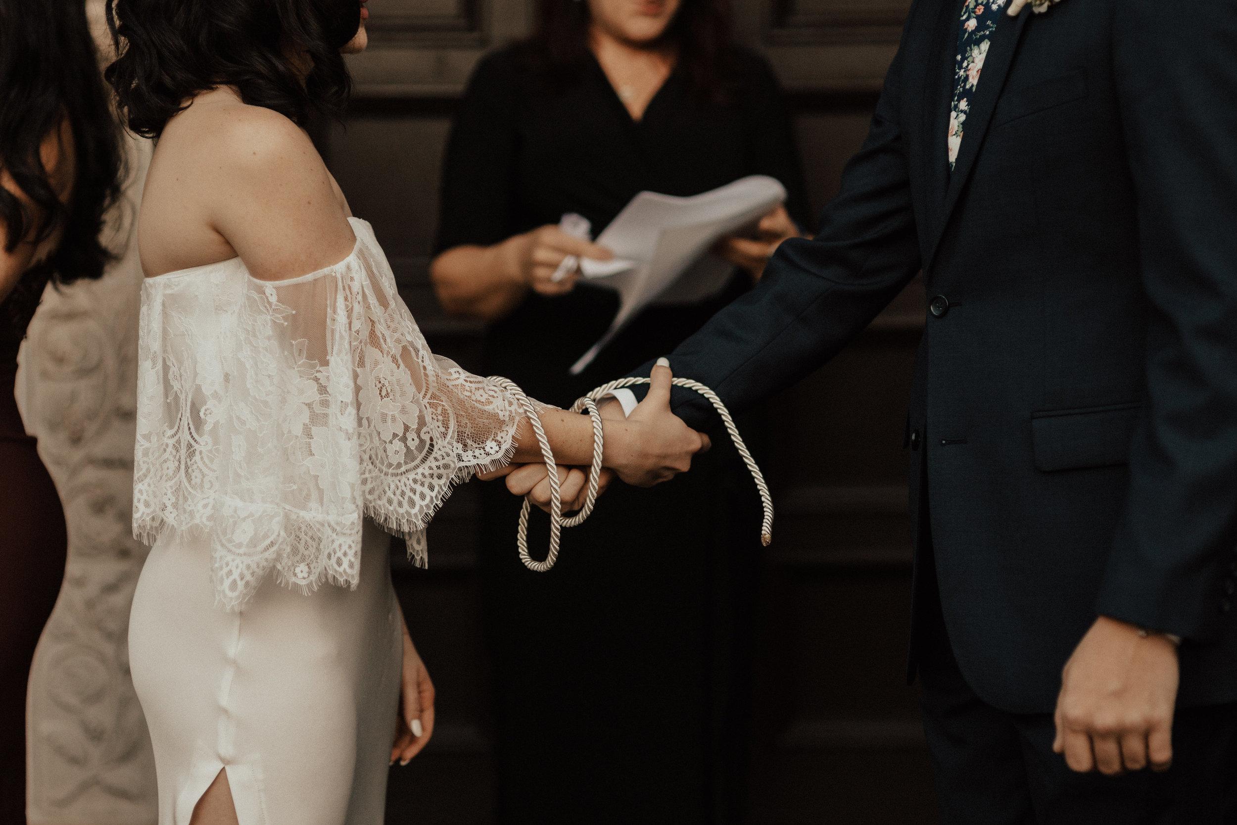 Orlando Wedding Planner Blue Ribbon Weddings  Photography Ardency & Arrow Photography  Wedding Venue: Casa Feliz Winter Park
