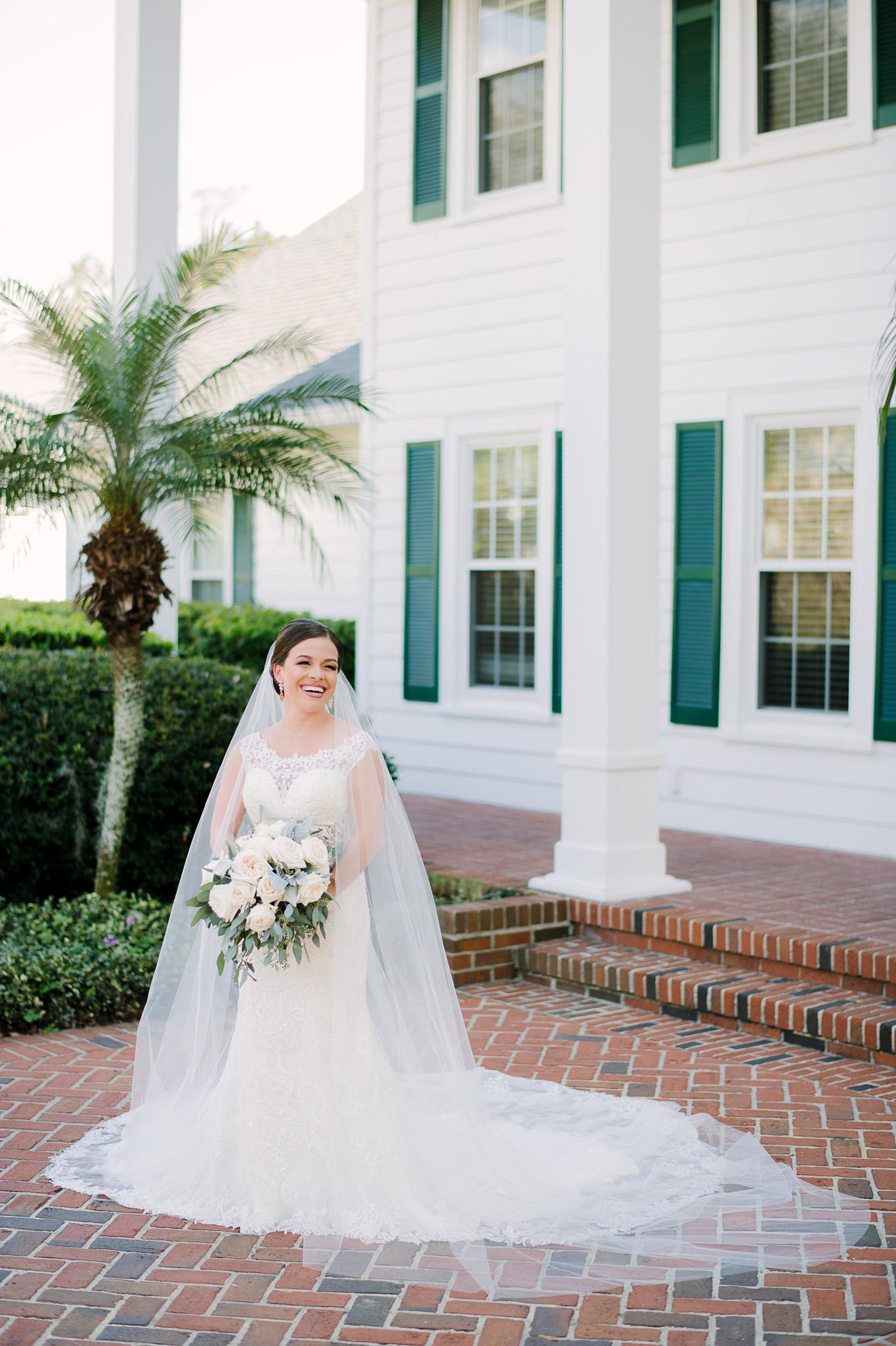 Orlando Wedding Planner Blue Ribbon Weddings  Wedding Photographer Sunglow Photography, Dustin Prickett  Orlando Wedding Venue Cypress Grove Estate House Ceremony & Reception