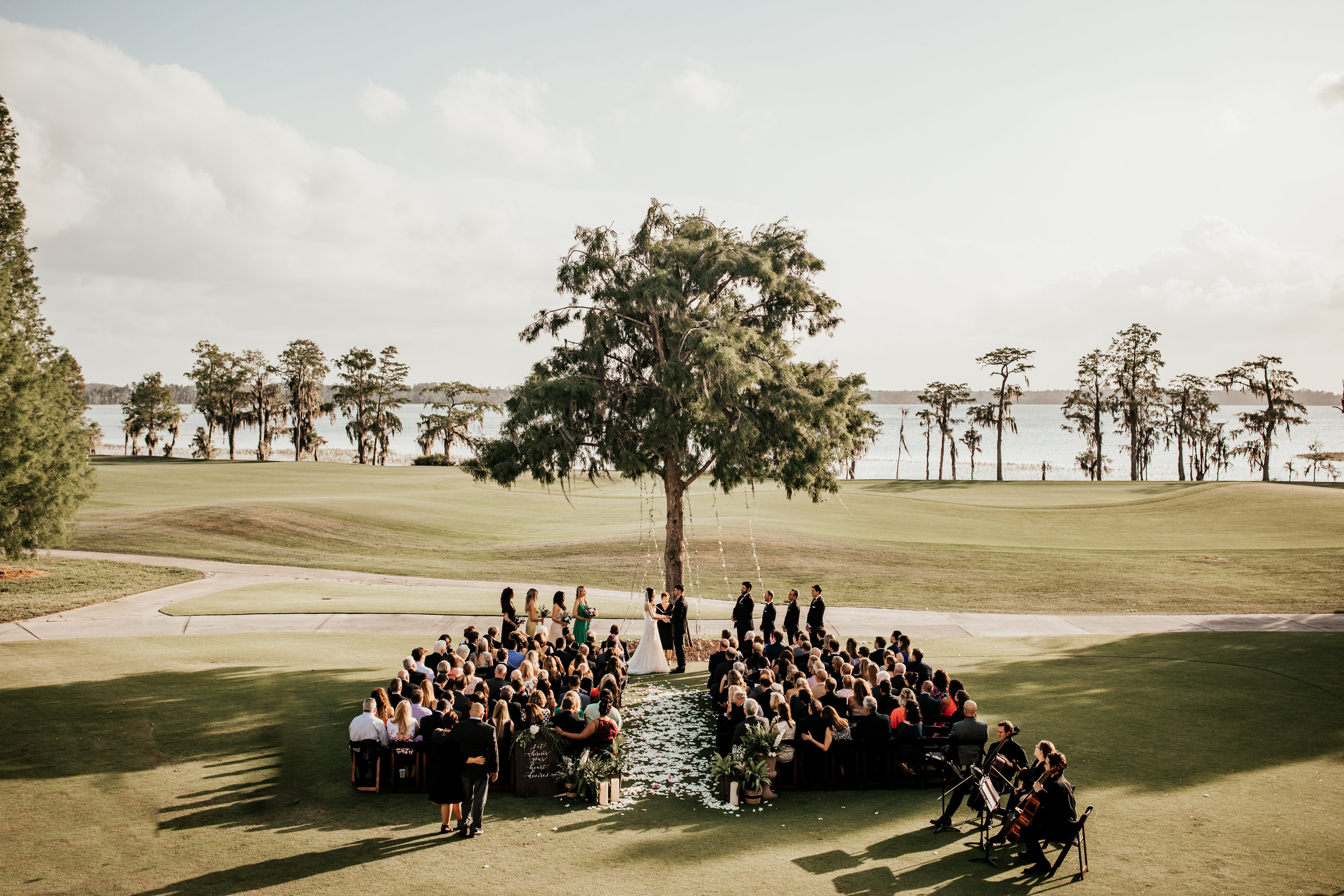 Lake Nona Golf And Country Club Wedding