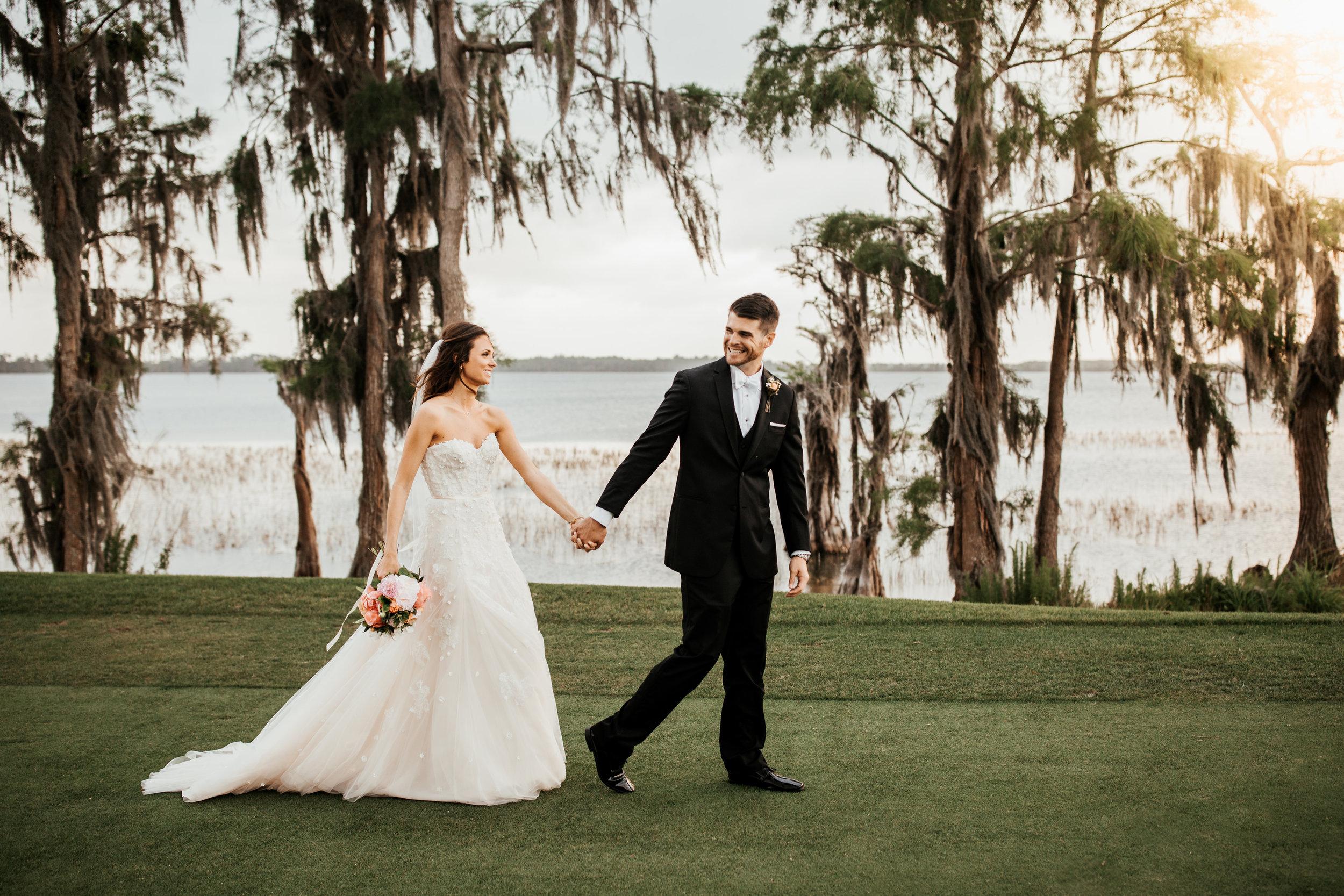 Lake Nona Golf And Country Club Wedding Photos
