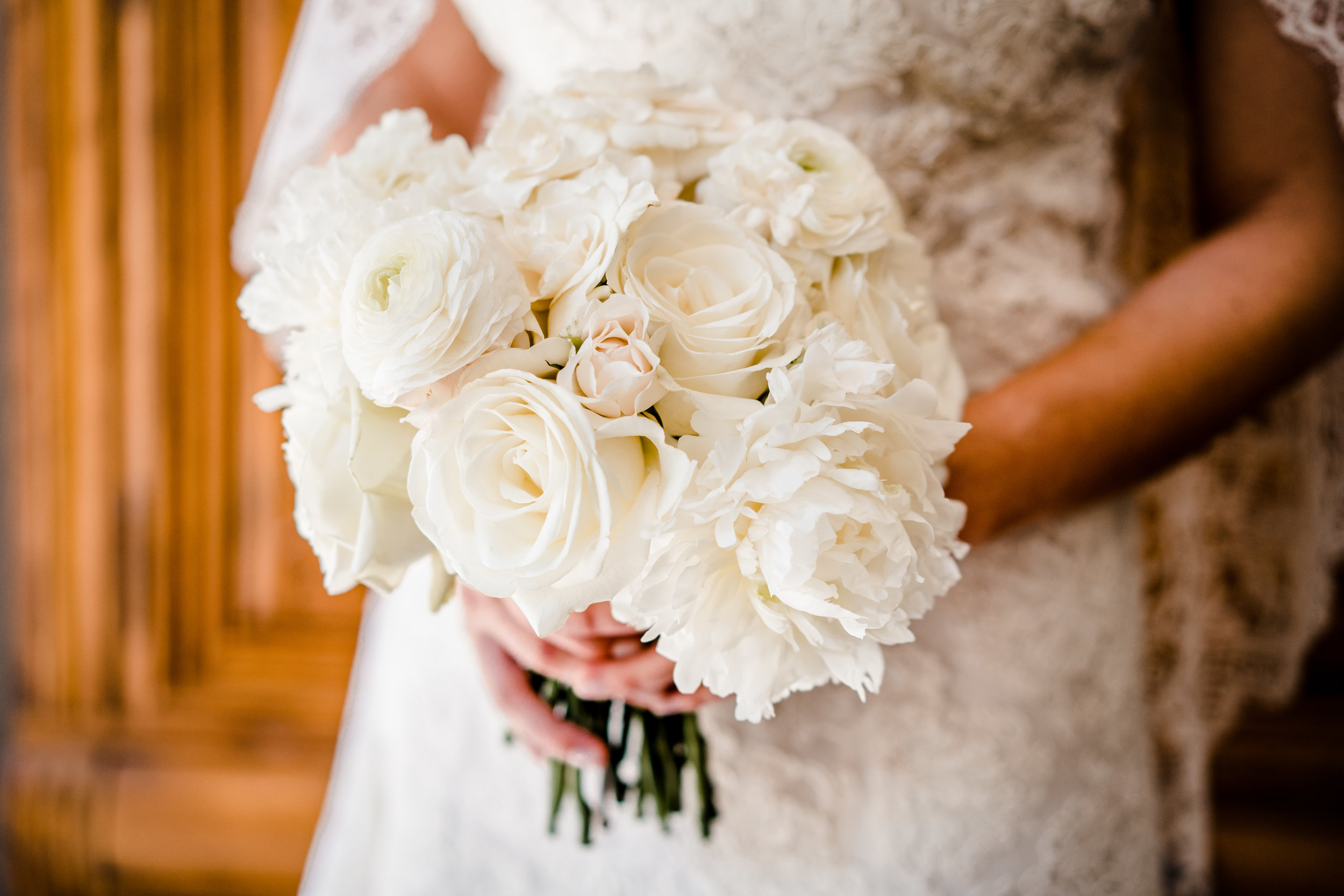 Winter Park Private Home Wedding Velvet & Twine bridal bouquet