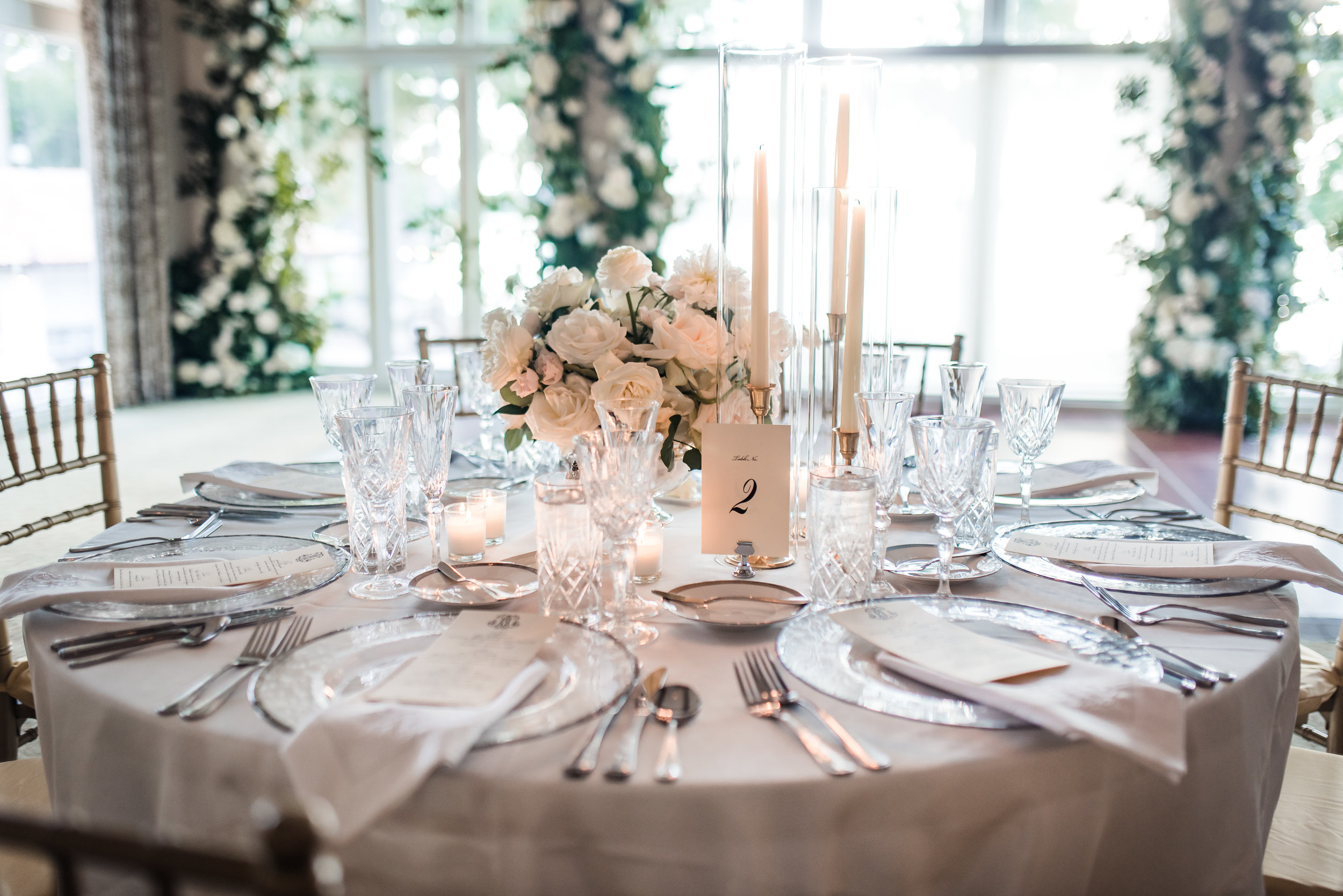 Winter Park Racquet Club Wedding with Velvet & Twine Florals, Planning & Design by Blue Ribbon Weddings