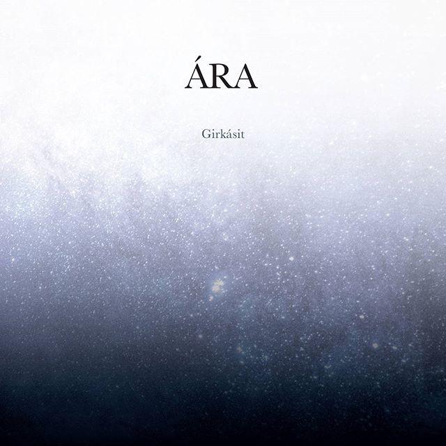 """Our third studio album """"Girkásit"""" out today!  https://open.spotify.com/album/3XMoOJfNrPABztmRIMdod #ara #soundofara #girkásit #sápmi"""