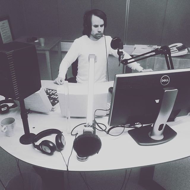 Jearahallan NRKain. Radio interview on Norwegian radio. #jungeltelegrafen #girkásit