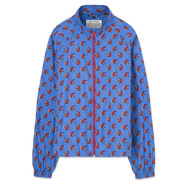 Printed Golf Jacket