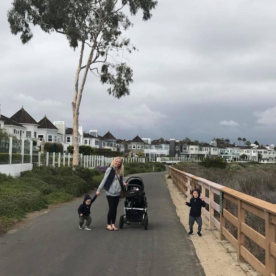 Castaways Park in Newport Beach