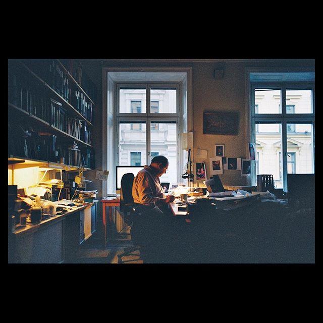 Roy // Stockholm, 2017 // : #royandersson : #wip