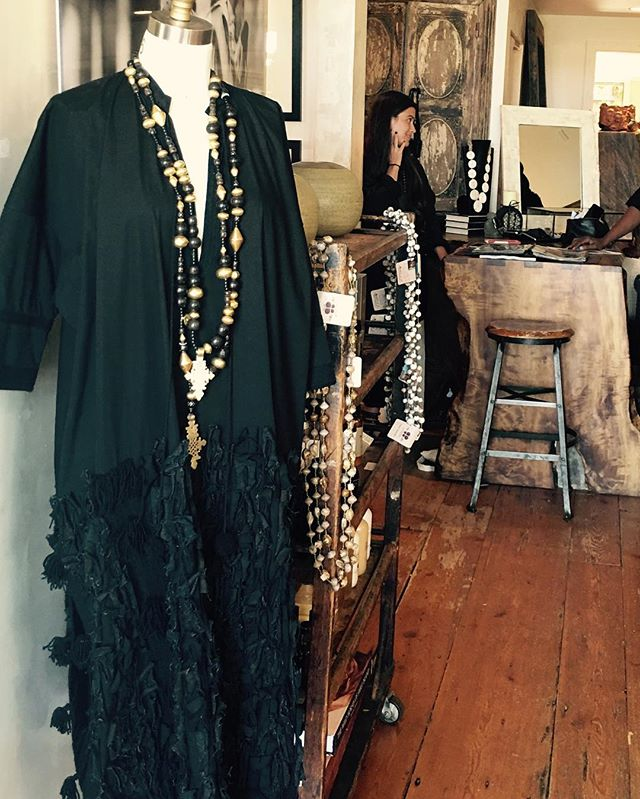 HAMPTONS TRUNK SHOW @urbanzen continues through the week end #objectsofpower