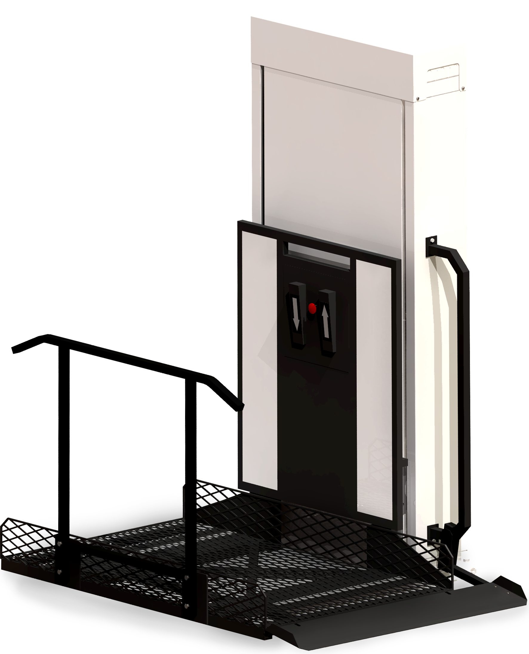 Trust - T / Residential Vertical Platform Lift