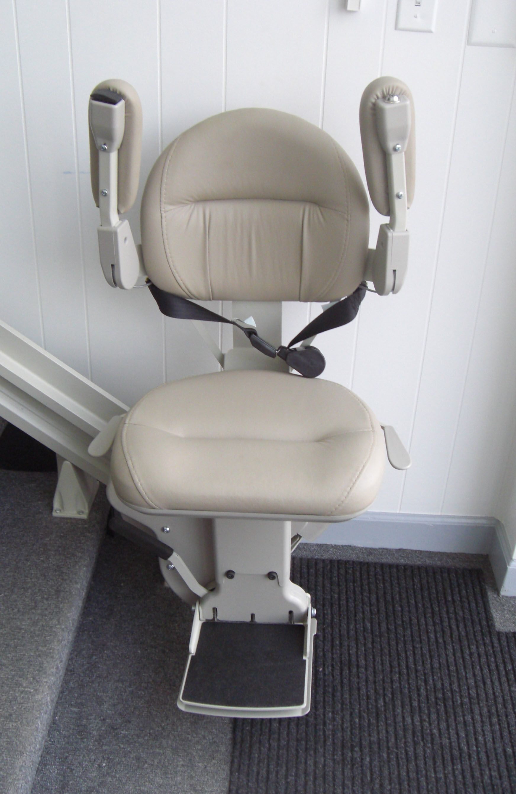 Straight Stair Lift in Dearborn