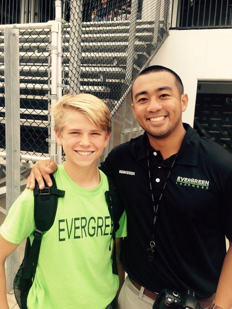 Ricky Reyes, Woodgrove Head Coach