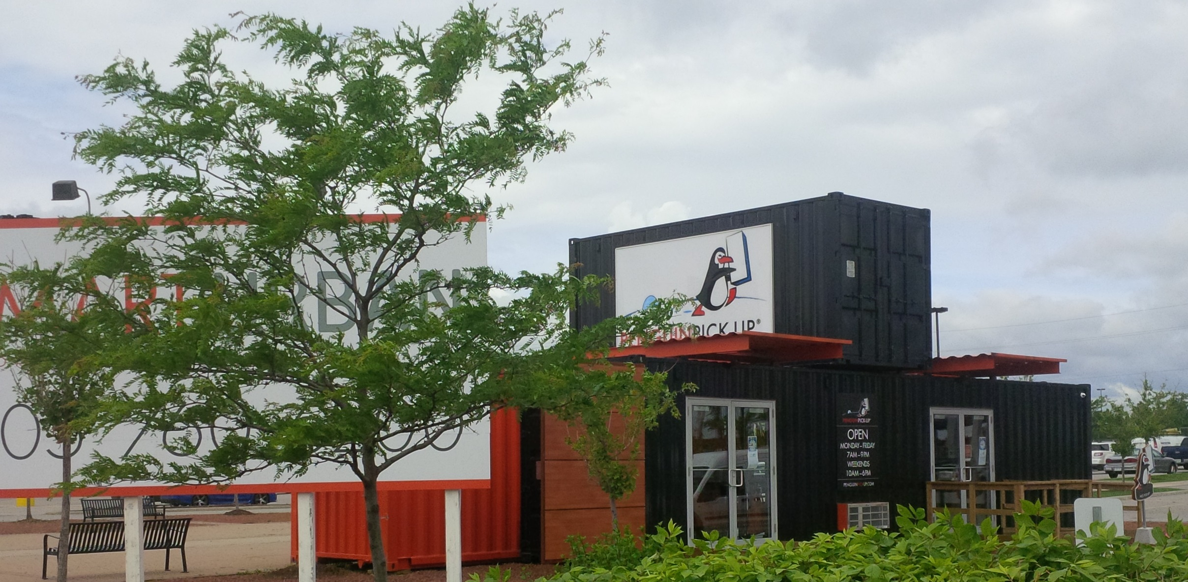 Valet Dry Cleaning at Penguin Pick-Up -3200 Hwy 7 in Vaughan