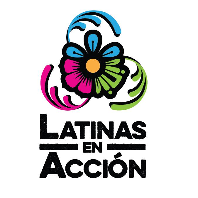 Latinas en Acción logo
