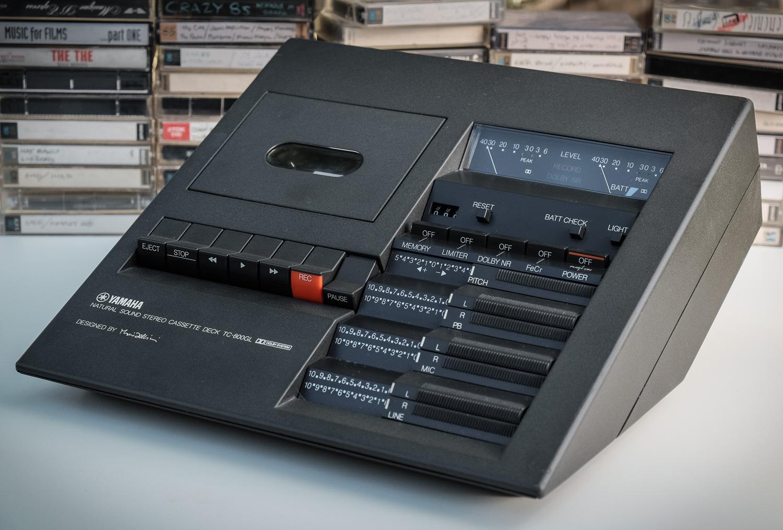 Yamaha TC 800GL
