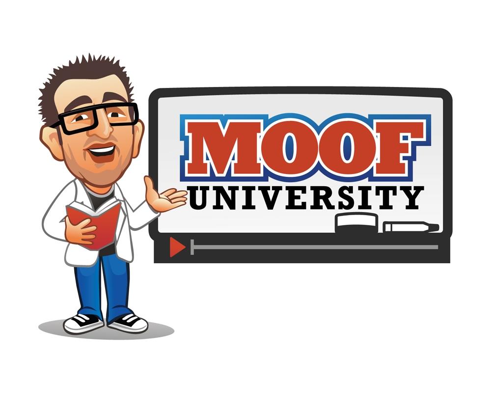Moof University Logo