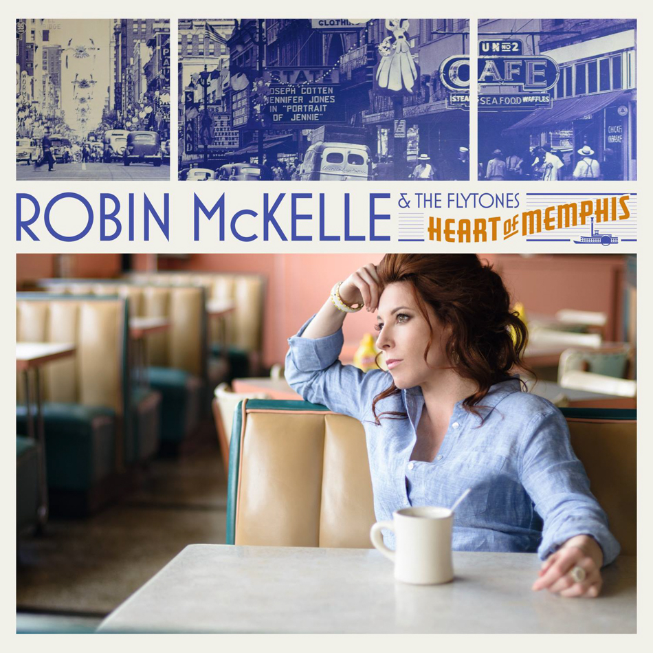Robin McKelle & the Fly Tones - Heart of Memphis