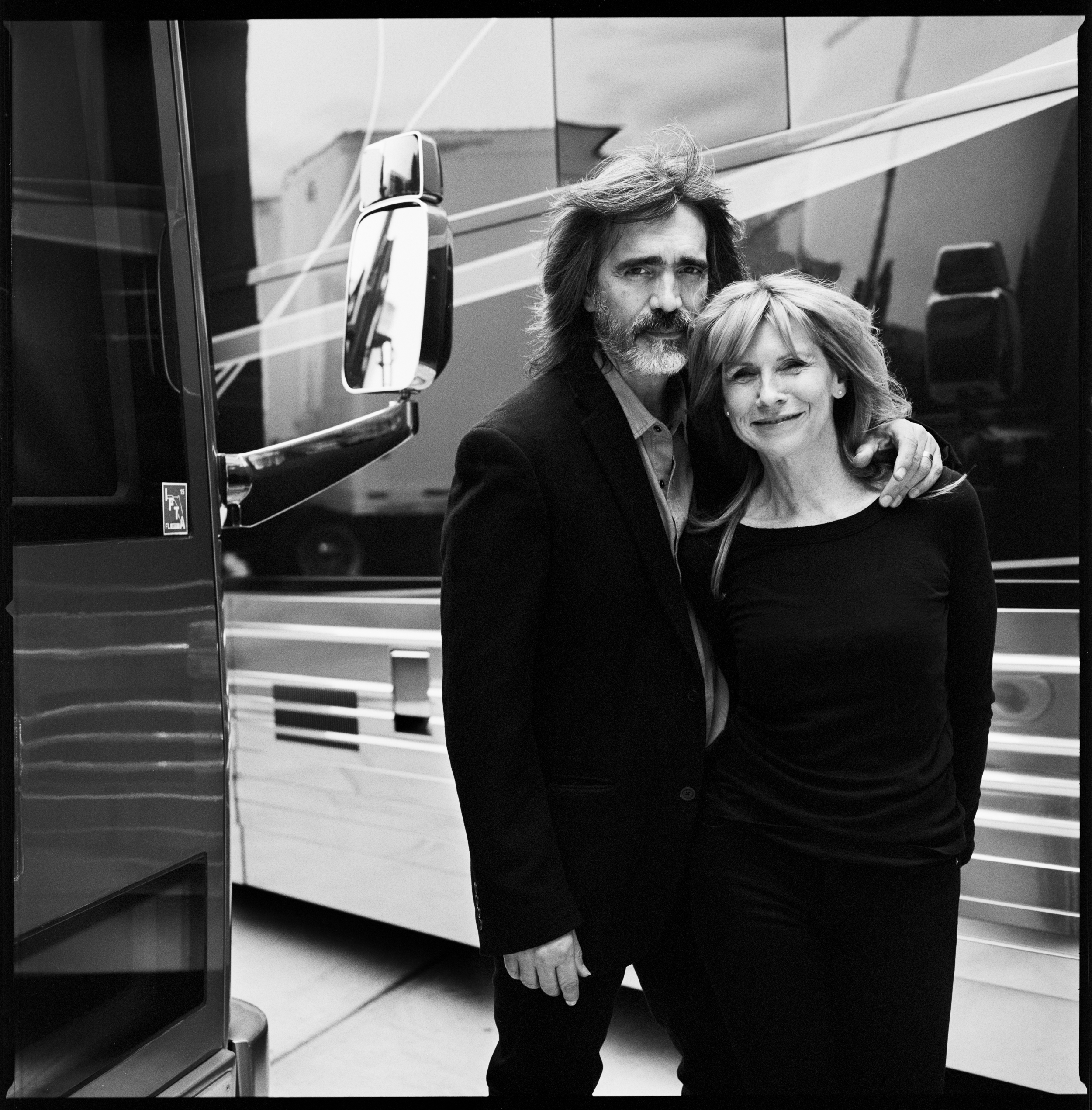 Larry Campbell and Teresa Williams