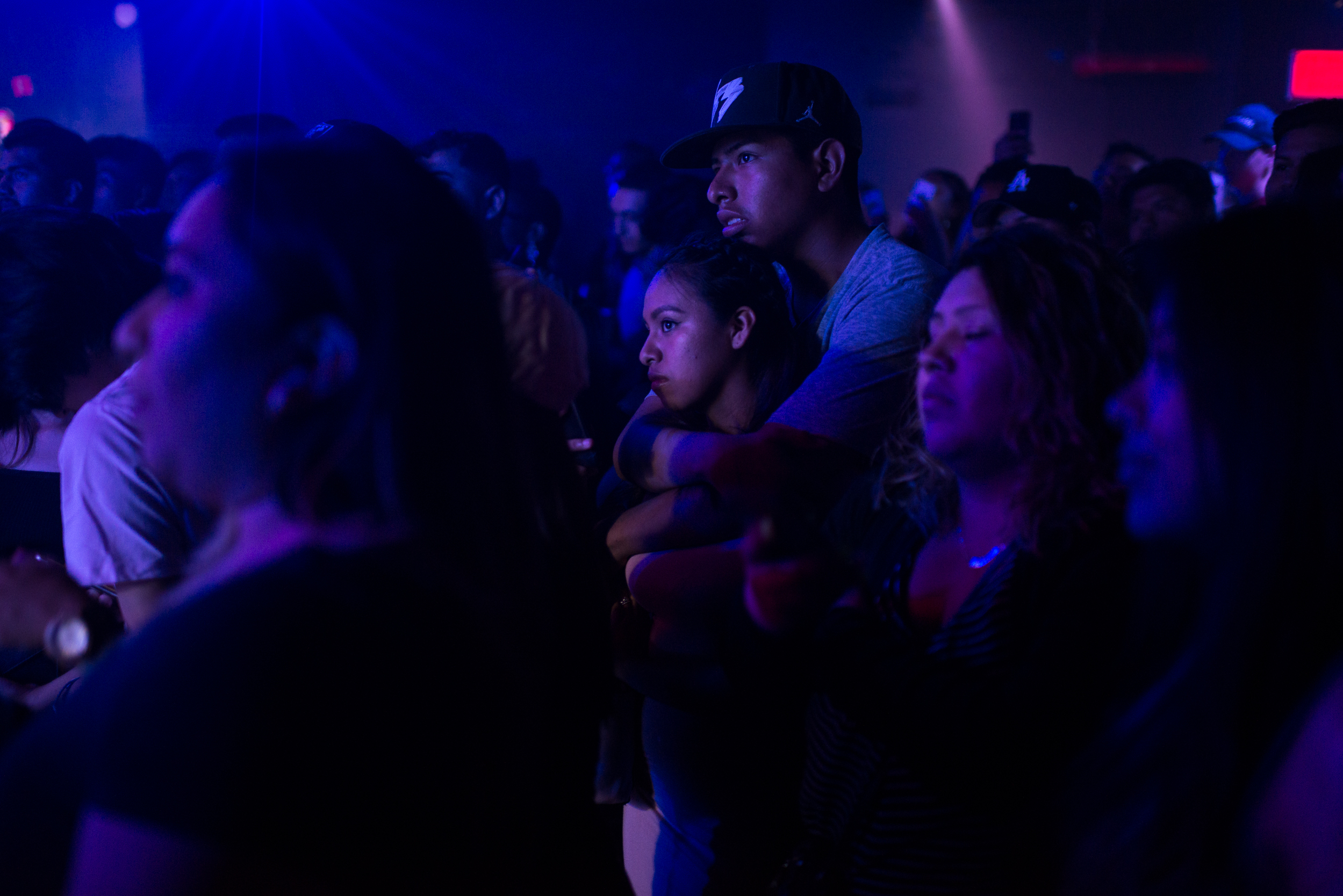 Kap-G - Audience