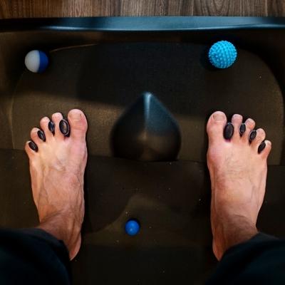 Reclaim your feet