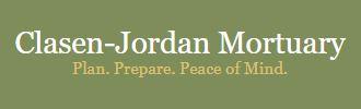 Clasen Jordan Mortuary 330x100.JPG