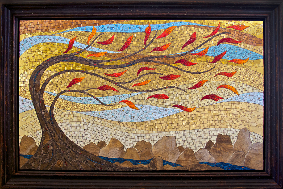 """If I Were A Tree   32"""" x 48"""" 