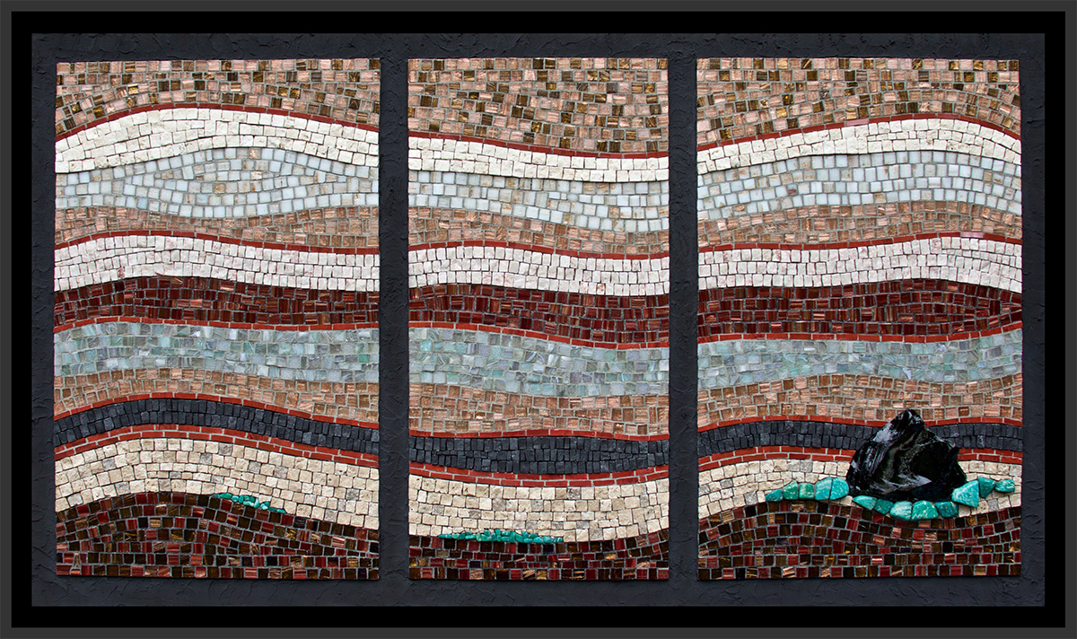 "Loner  . 21.5"" x 37.5"" 