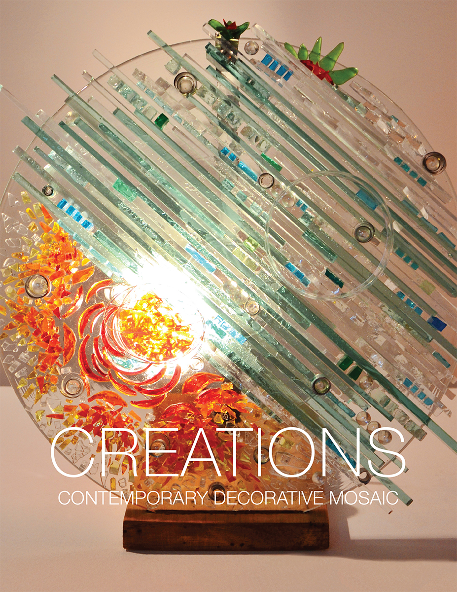 Cover art:   Forgotten Glass  , by Rosangela Kusma Gasparin