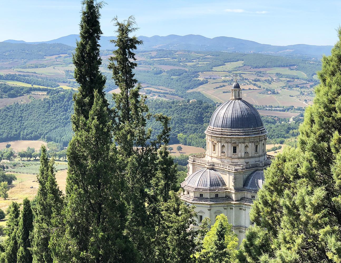 Santa Maria della Consolazione, Todi, Italy