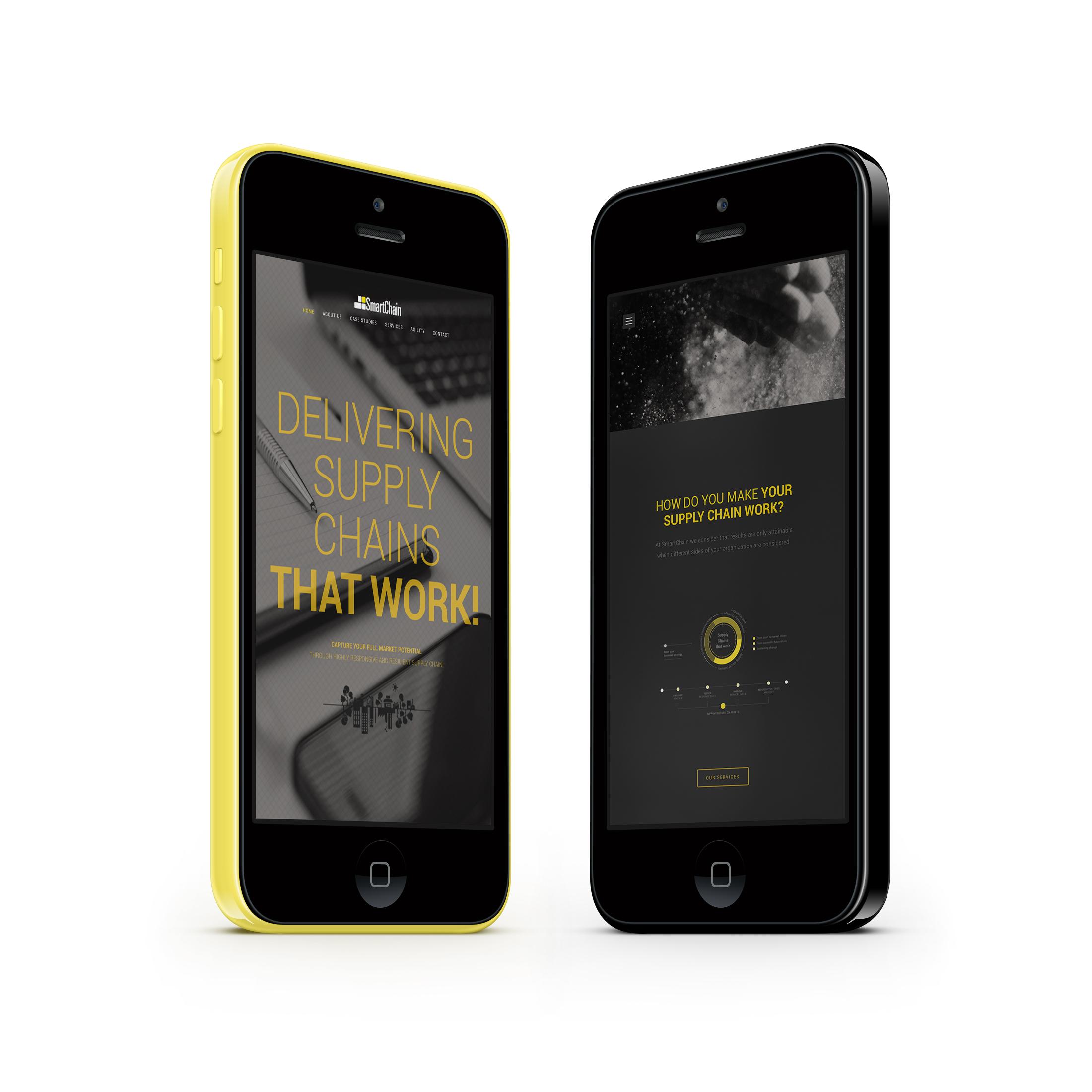 Smartchain Website Webdesign Graphic Design I Phone Developed bonjourmolotov 08.jpg