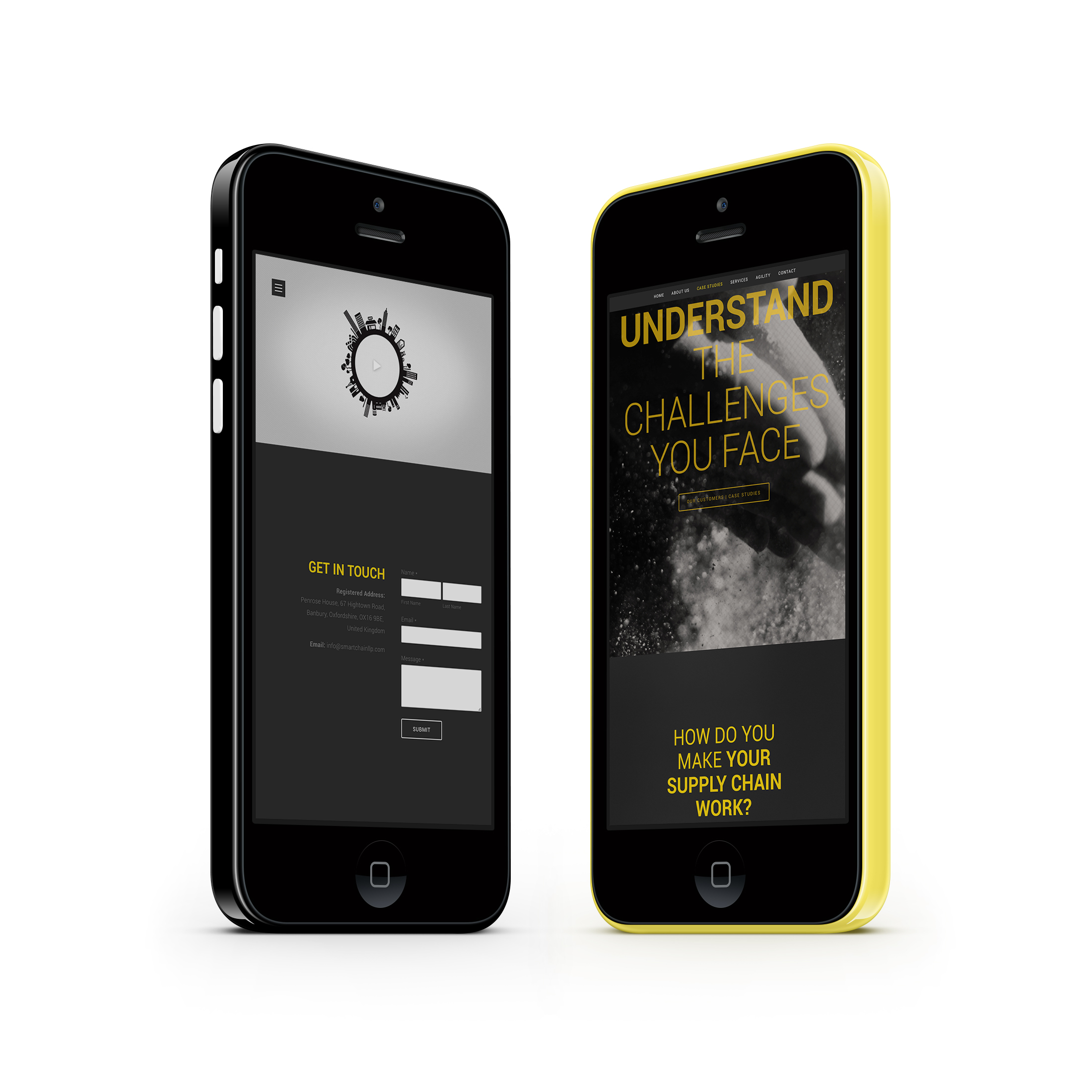 Smartchain Website Webdesign Graphic Design I Phone Developed bonjourmolotov 09.jpg