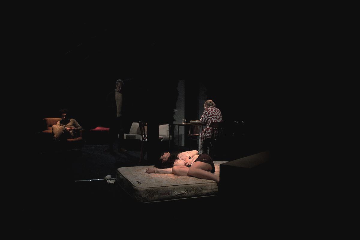 Cara de Fogo TUP Teatro Theatre Ma Companhia Photography Fotografia On Stage bonjourmolotov Andre Gigante 05