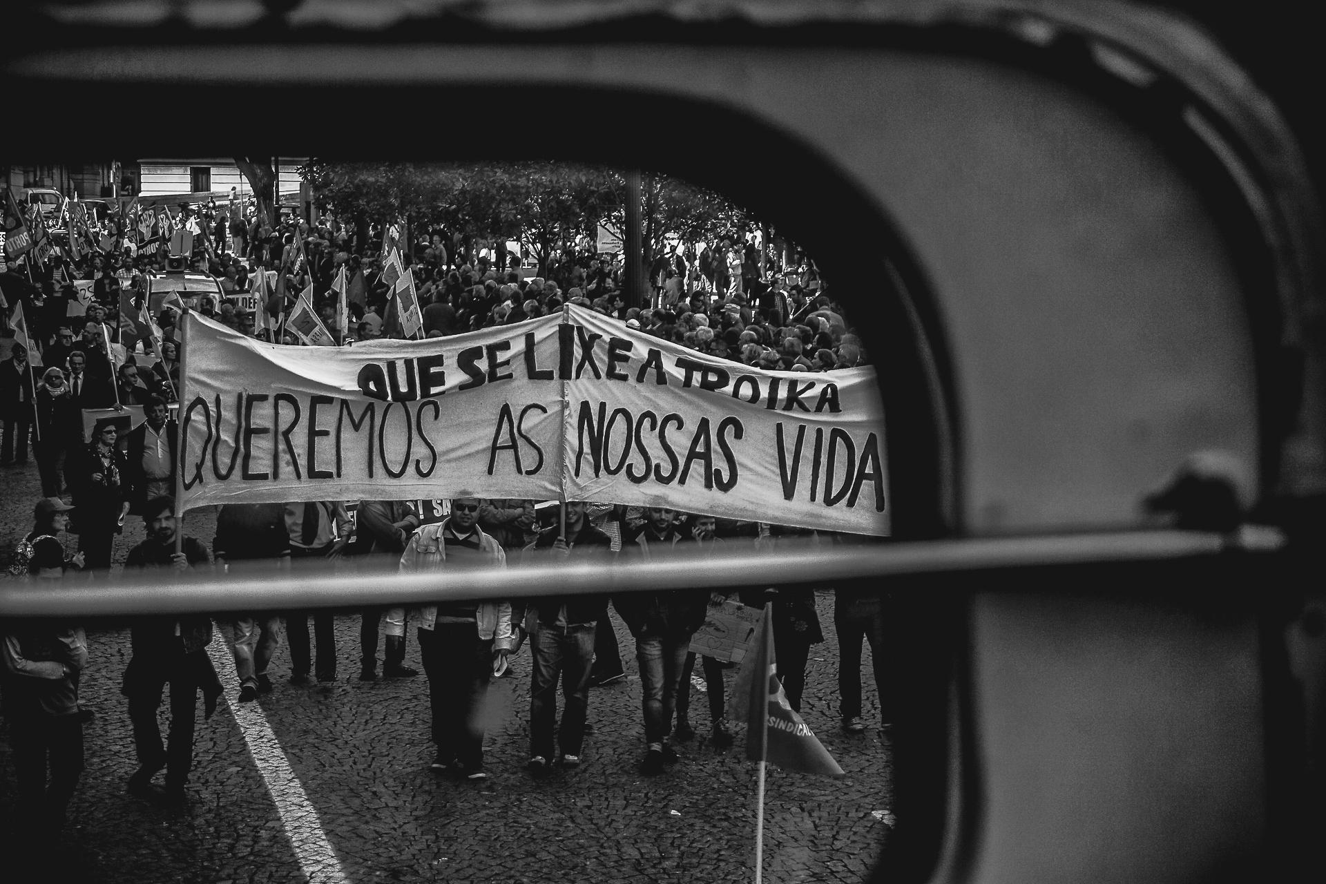Manifestacao March Rally Photography Fotografia bonjourmolotov Andre Gigante 03