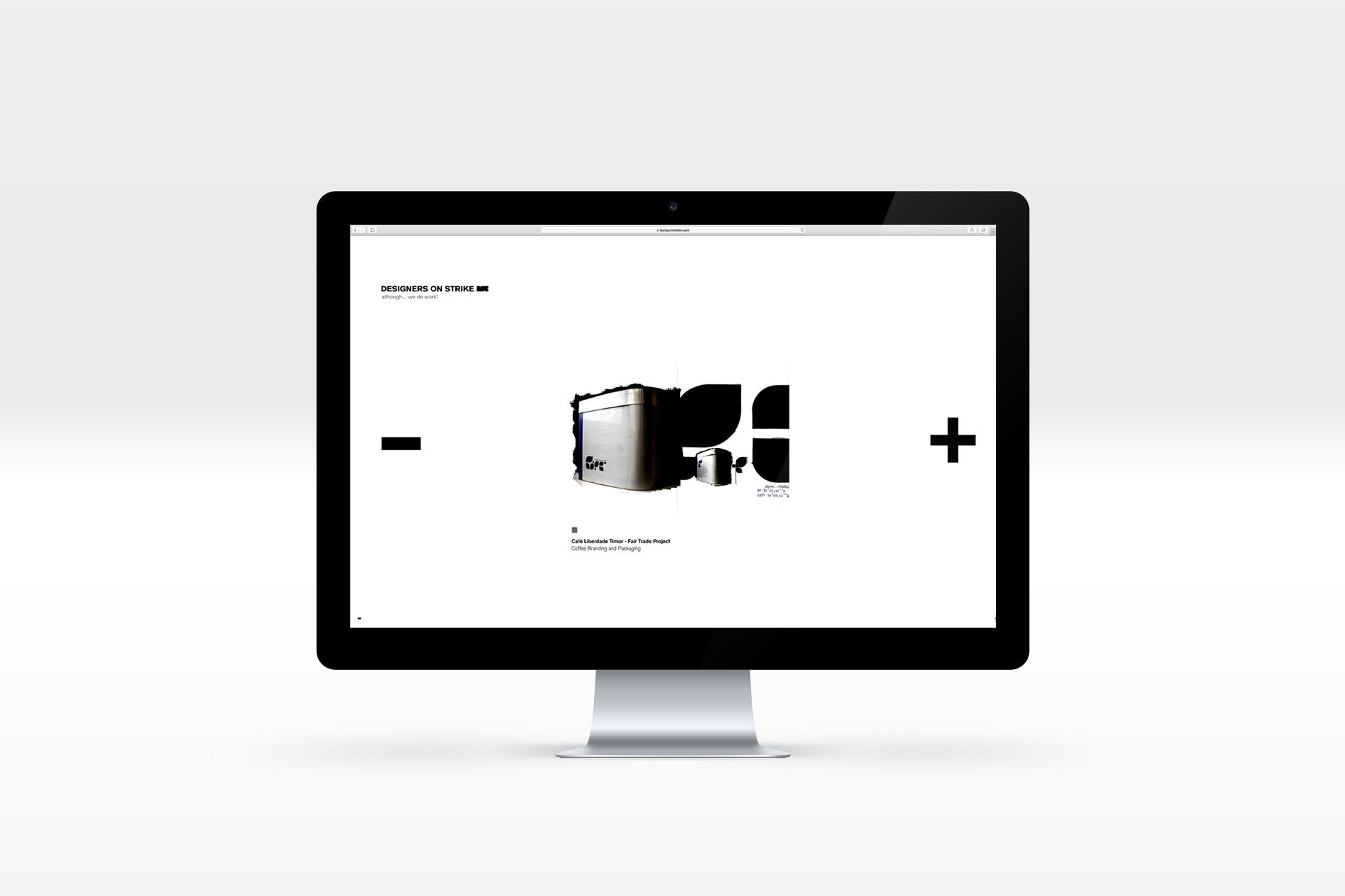 Design Web Design Designers on strike — bonjourmolotov