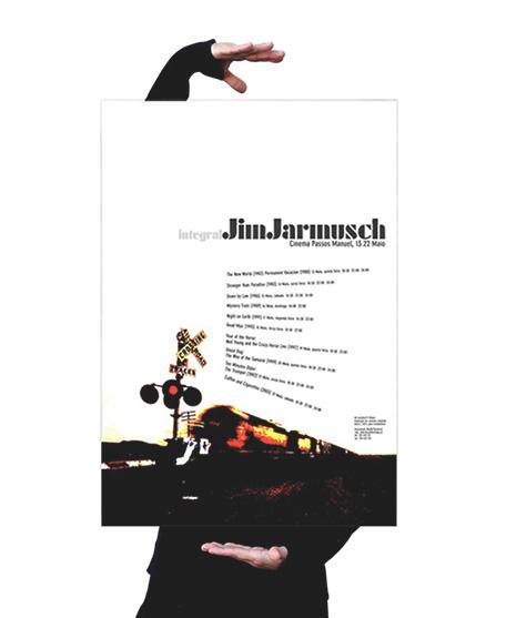 JIM JARMUSCH 2007